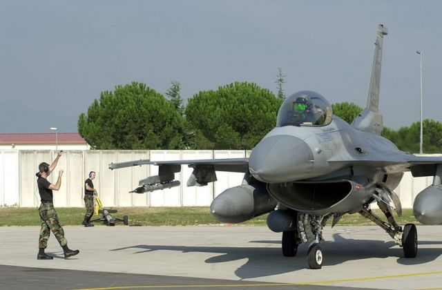 Aviano Air Base - The Claw Picture