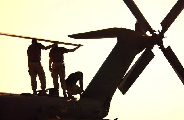 MH-53 - Preflight Picture