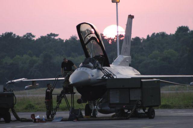 F-16 - Cope India Picture