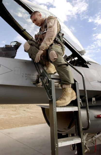 F-16 Fighting Falcon - The beat goes on Picture