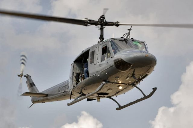 TH-1H Huey II - New Huey Picture
