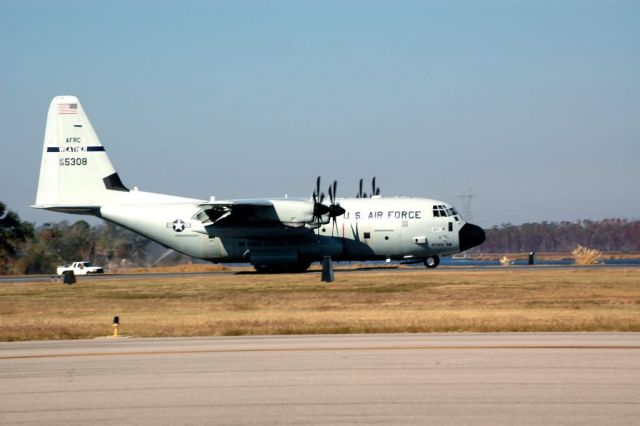 C-130J Hercules - Back home Picture