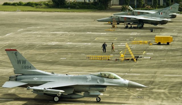 MiG-27 - Cope India 06 Picture
