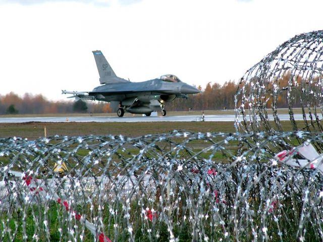 23rd EFS - Balkan 'scramble' Picture