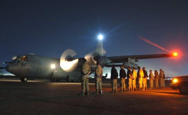 EC-130H - Combat sortie Picture