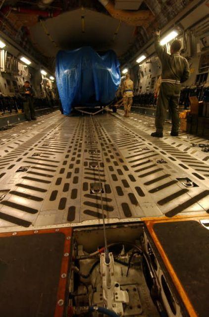 C-17 Globemaster III - Pakistan relief Picture