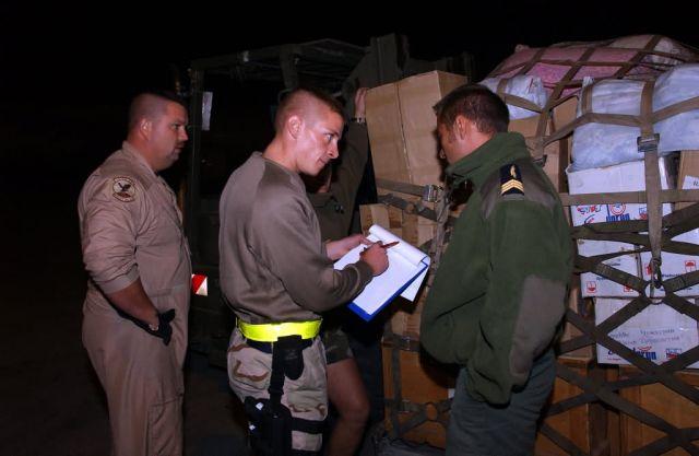 C-130 Hercules - Pakistan relief Picture