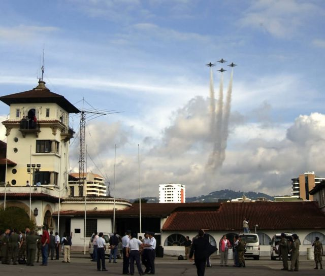 F-15 - T-Birds in Guatemala Picture