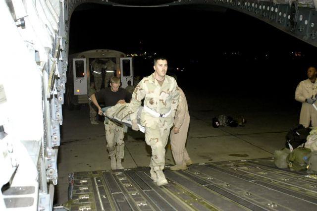 C-17 - Moving patients Picture