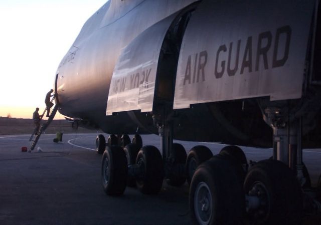 C-5 Galaxy - Galaxy of aid Picture
