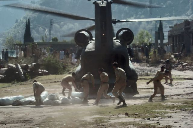 CH-47 Chinook - Welcome relief Picture