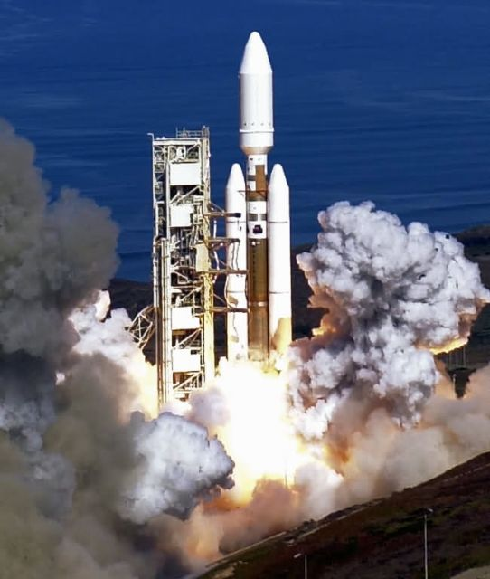 Titian IV - Titan launch Picture