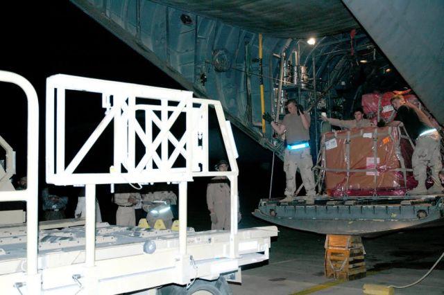 C-130 Hercules - Pakistan relief efforts Picture