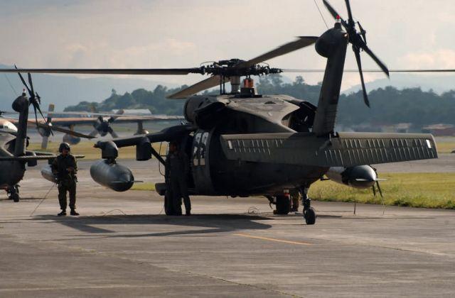 UH-60 Black Hawk - Guatemala relief aid Picture