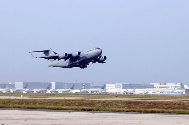 C-17 - 'Gateway to Europe' ends 60-year airlift legacy Picture