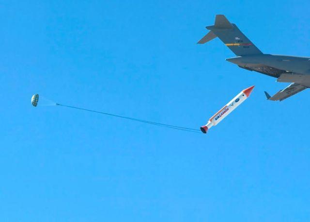 C-17 Globemaster III - Edwards, DARPA explore new C-17 capability Picture