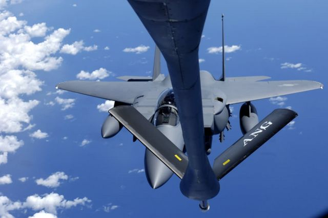F-15K - Fuel Picture