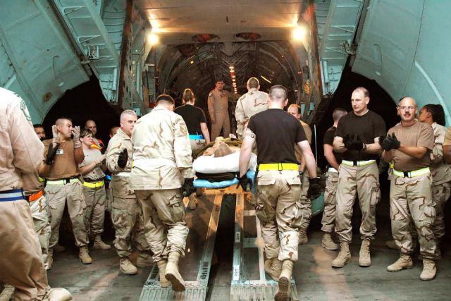 C-141 Starlifter - C-141 makes proud departure Picture