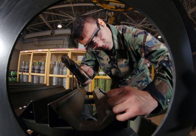 C-130 - Backshop Picture