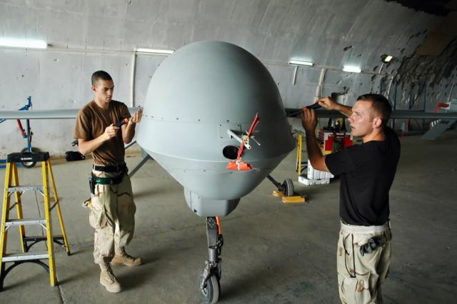 MQ-1 Predator - Keeping Predator primed and ready Picture