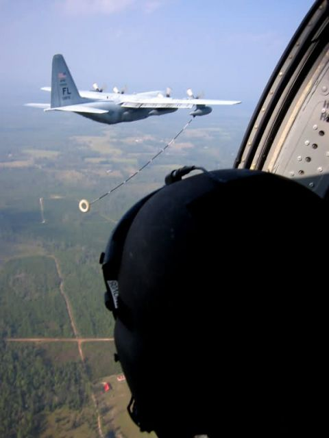 HC-130 - Search and rescue Picture