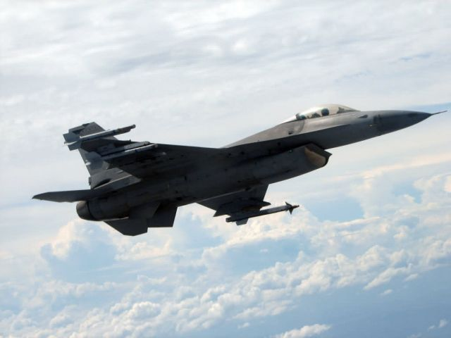 F-16 - Military appreciation Picture