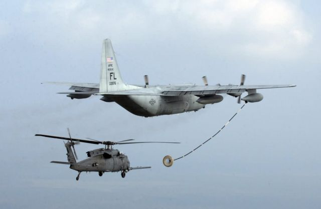 HC-130P - Search and rescue Picture
