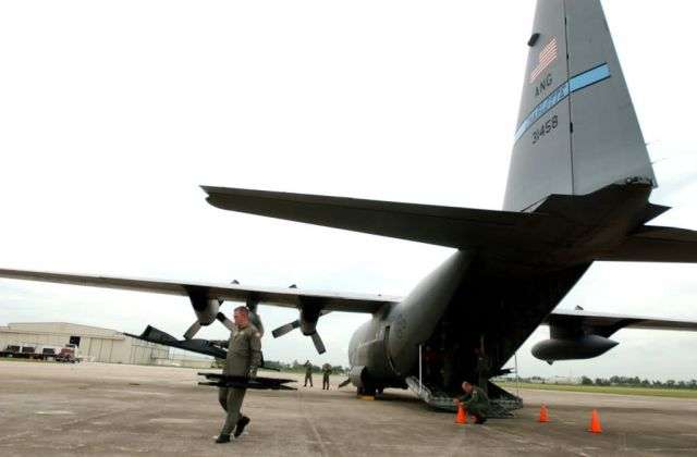 C-130 Hercules - Heading Home Picture