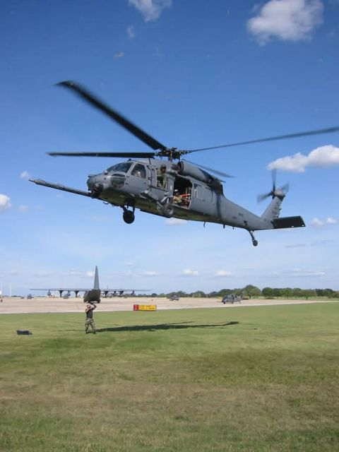 HH-60 - Search and rescue missions underway Picture
