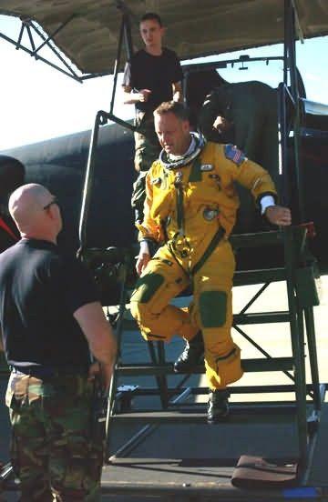 U-2 - Rita reconnaissance returns Picture