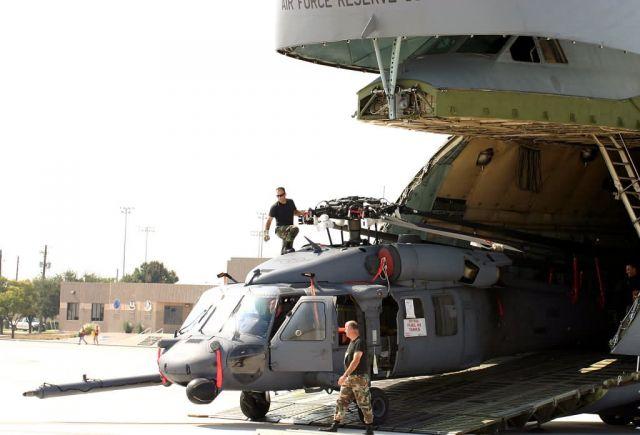HH-60 Pave Hawk - Ready for Rita Picture