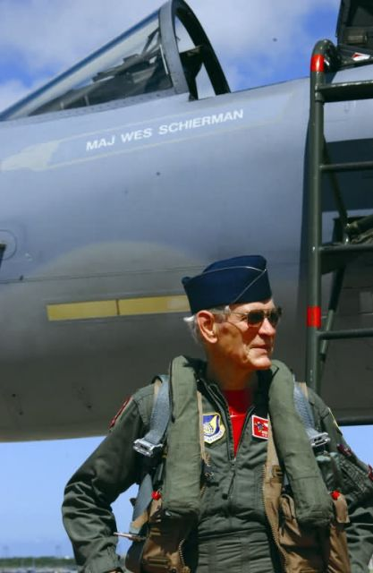 F-15 Eagle - Former POW ends sortie after 40-year detour Picture