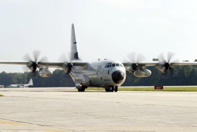 WC-130J Hercules - Hurricane Hunter Picture
