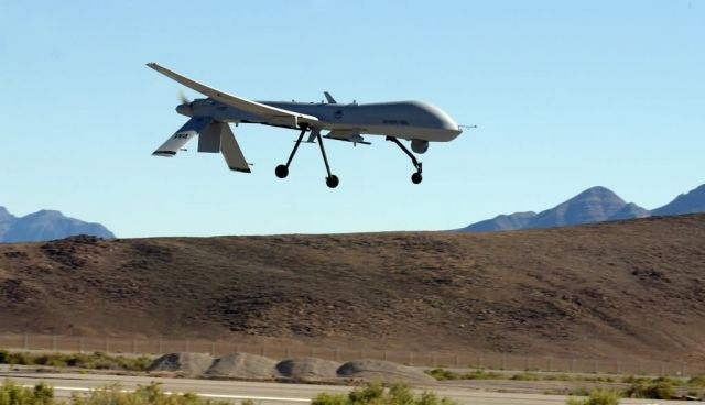 MQ-1 Predator - Predator flies unprecedented combat flight hours Picture