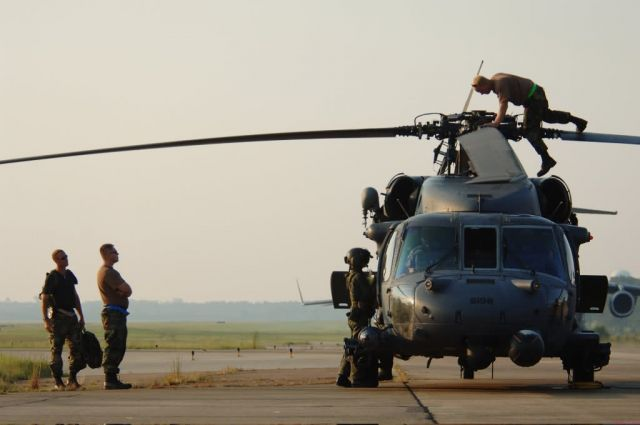 HH-60G Pave Hawk - Helicopter mission changes as rescue tempo slows Picture