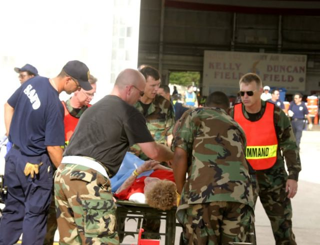 C-130 Hercules - Hurricane relief mission Picture