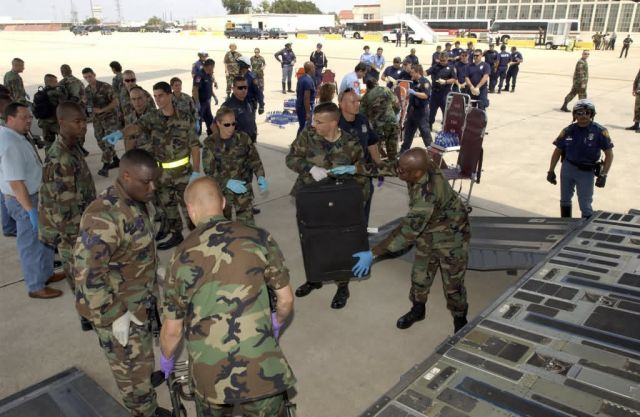 C-17 Globemaster III - Aeromedical evacuation hub established at Lackland Picture