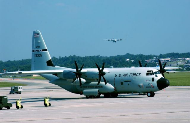 WC-130 Hercules - Hurricane Hunters rebound, gear up for next storm Picture