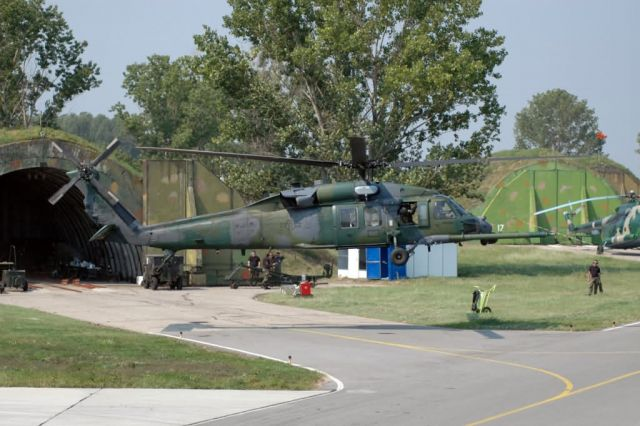 HH-60G - Rescue squad brings experience to Cooperative Key Picture