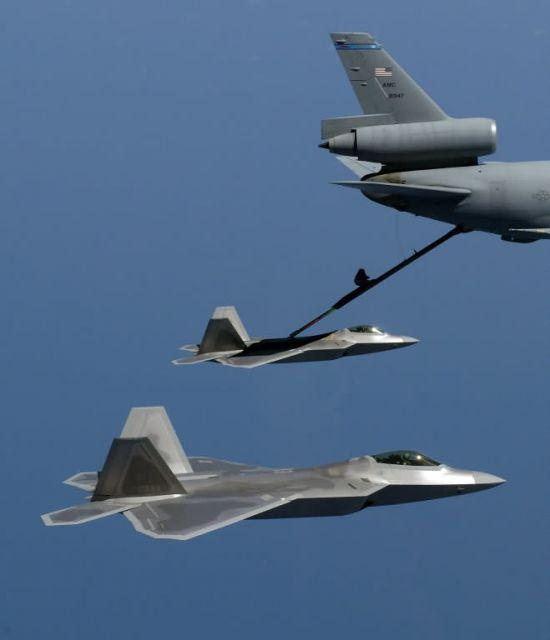 KC-10 - Raptor presence Picture