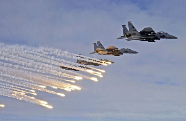 F-15E - Excalibur bombing competition Picture