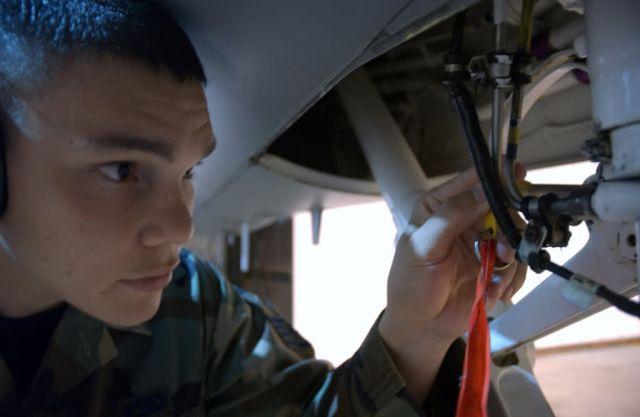 F-15 Eagle - Air surveillance Picture
