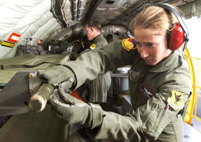 KC-135 - Kadena medics gain knowledge while deployed Picture