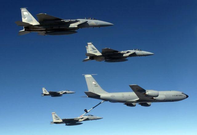 F-15 Eagles - Sentry Eagle Picture