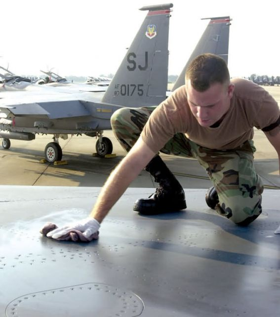 F-15E - Ensuring Eagles Fly Picture