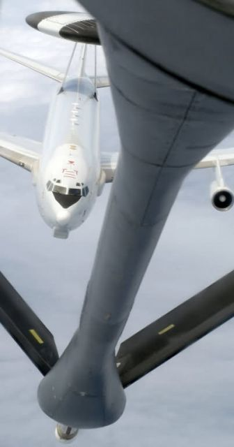 KC-135 - Sentry fill Picture