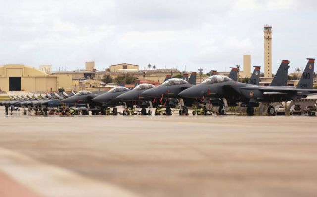 F-15E - Cope North bilateral exercise wraps up in Guam Picture