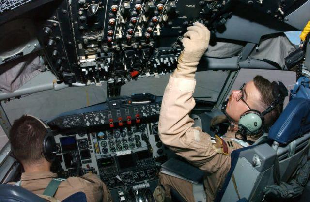 KC-135 - Preflight check Picture
