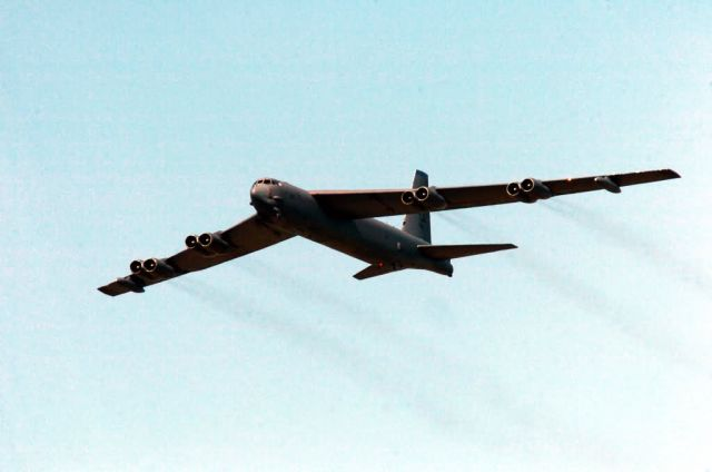 B-52 - USAFE supports Royal International Air Tattoo Picture