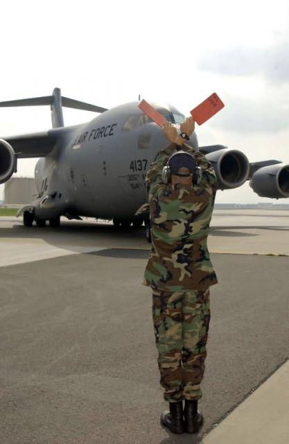 C-17 Globemaster III - McGuire receives final C-17 Picture